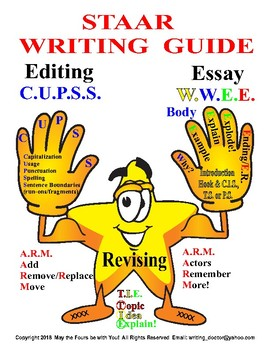 STAAR WRITING GUIDE