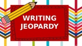 STAAR WRITING REVIEW JEOPARDY GAME