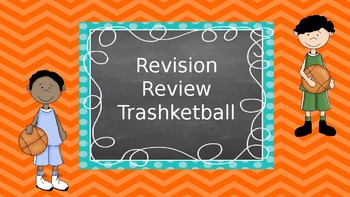 STAAR WRITING REVISION REVIEW TRASHKETBALL