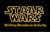 STAAR Wars - 7th Grade ELA Breakout Activity