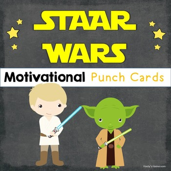 STAAR Wars Punch Cards
