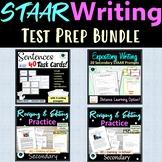 STAAR Writing Bundle - Secondary - Test Prep
