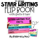 STAAR Writing Test Facts & Tips Flip Book!