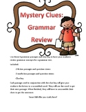 STAAR Writing Test or Grammar Review Game