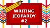 STAAR Writing Jeopardy 2
