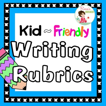 Student Friendly Writing Rubric Coursework Example Tete