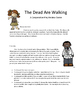 STAAR Writing Review Game: The Dead are Walking (Cooperative Play Game)