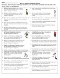 STAAR Writing Revising Practice- Ben 10
