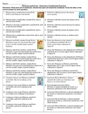 STAAR Writing Revising Practice -Phineas and Ferb