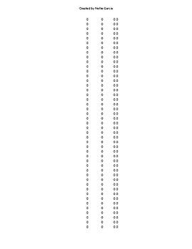 STAAR Writing Score Calculator
