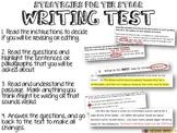 STAAR Writing Strategies for 4th Grade--Bilingual