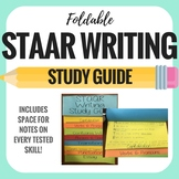 STAAR Writing Revising and Editing Study Guide