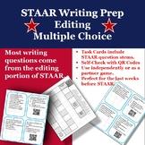 4th Grade Writing STAAR Test Practice