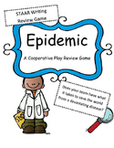STAAR Writing Test Review: Epidemic Game (A Cooperative Play Game)