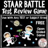 STAAR and Standardized Test Prep Game Free