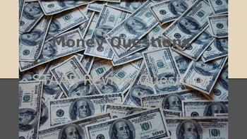 STAAR Like Money Questions