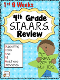 STAARS Daily Review of New TEKS:  4th Grade---1st 9 Weeks