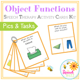 Object Functions Cards  (STACK)