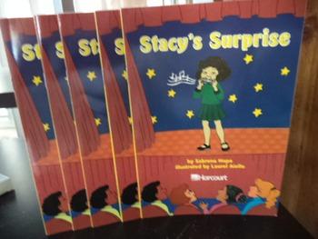 STACYS SURPRISE       (SET OF 5)