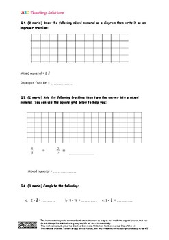 STAGE 3 FRACTIONS ASSESSMENT