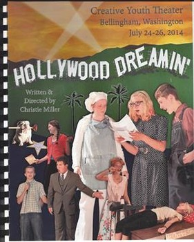 "STAGE PLAYS for middle and high school - ""Hollywood Dreamin"""