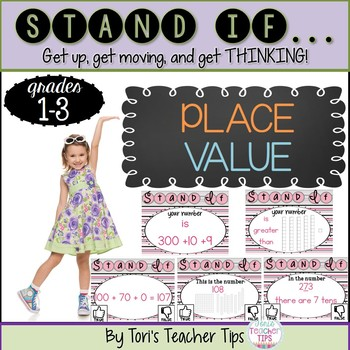 STAND IF: Place Value