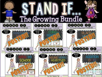 STAND IF: The BUNDLE!!