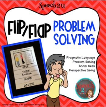 Flip Flap Problem Solving: Predicting, Identifying problems and solutions