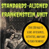 STANDARDS-ALIGNED FRANKENSTEIN UNIT