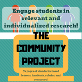 STANDARDS-BASED RESEARCH UNIT: The Community Project (1:1