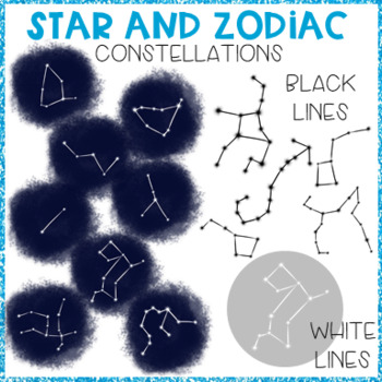 Zodiac Constellations Worksheets & Teaching Resources | TpT
