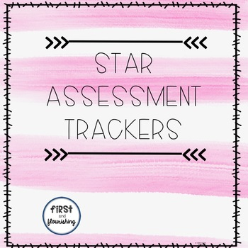 STAR Assessment Tracker (Early Literacy, Reading, and Math)