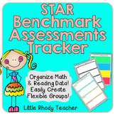 STAR Benchmark Assessments Tracker
