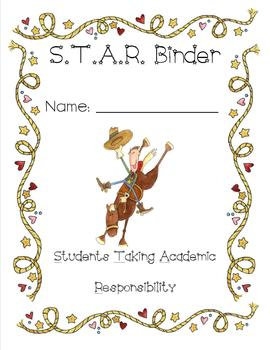 STAR Binder Cover (with Boy)