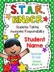 STAR Binder Covers **EDITABLE**