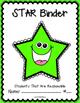 STAR Binder {Student Organization Folder}