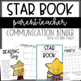 STAR Communication Binder - Editable