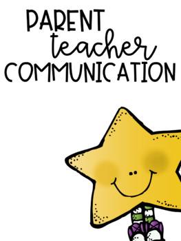 STAR Communication Binder - Editable