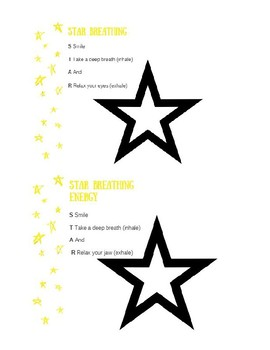 STAR Breathing Cards