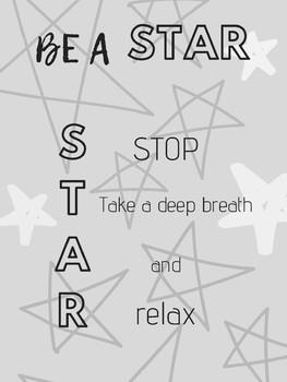 STAR Breathing Poster
