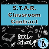 S.T.A.R. Classroom Contract & Syllabus