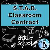 S.T.A.R. Classroom Contract & Syllabus