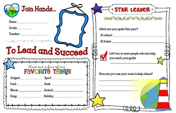 STAR LEADER -Join Hands to Lead and Succeed