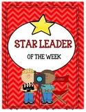 STAR LEADER of the Week