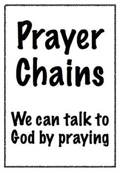 STAR Prayer Chains