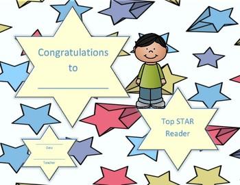 STAR Reading Awards
