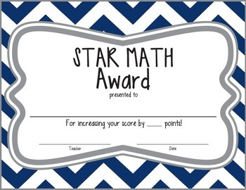 STAR Reading and Math AWARDS