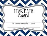 STAR Reading and Math AWARDS