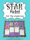 STAR Rules for the Classroom