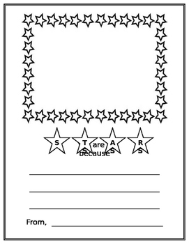 STAR STUDENT BOOK from CLASSMATES GIFT EASY KEEPSAKE